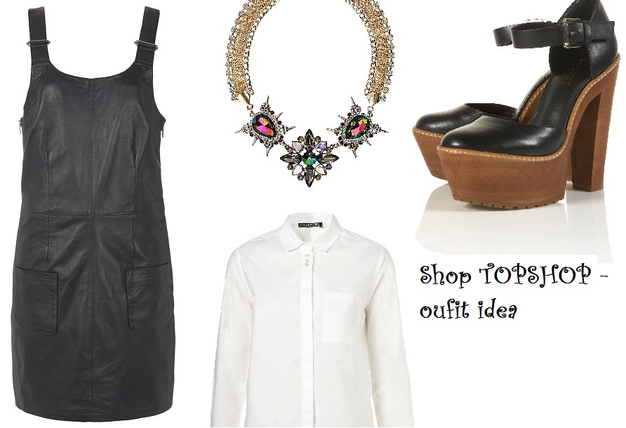 Topshop Oufit suggestion