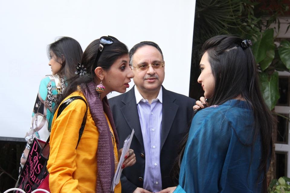 Maliha Rehman, Zahir Rahimtoola, Atika Rehman