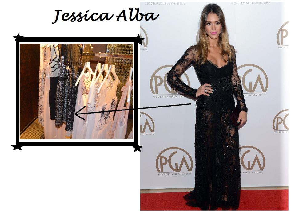 Jessica Alba in ES